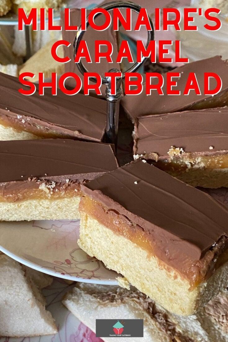Millionaires Caramel ShortbreadP1