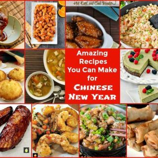 Amazing Recipes You Can Make for Chinese new Year