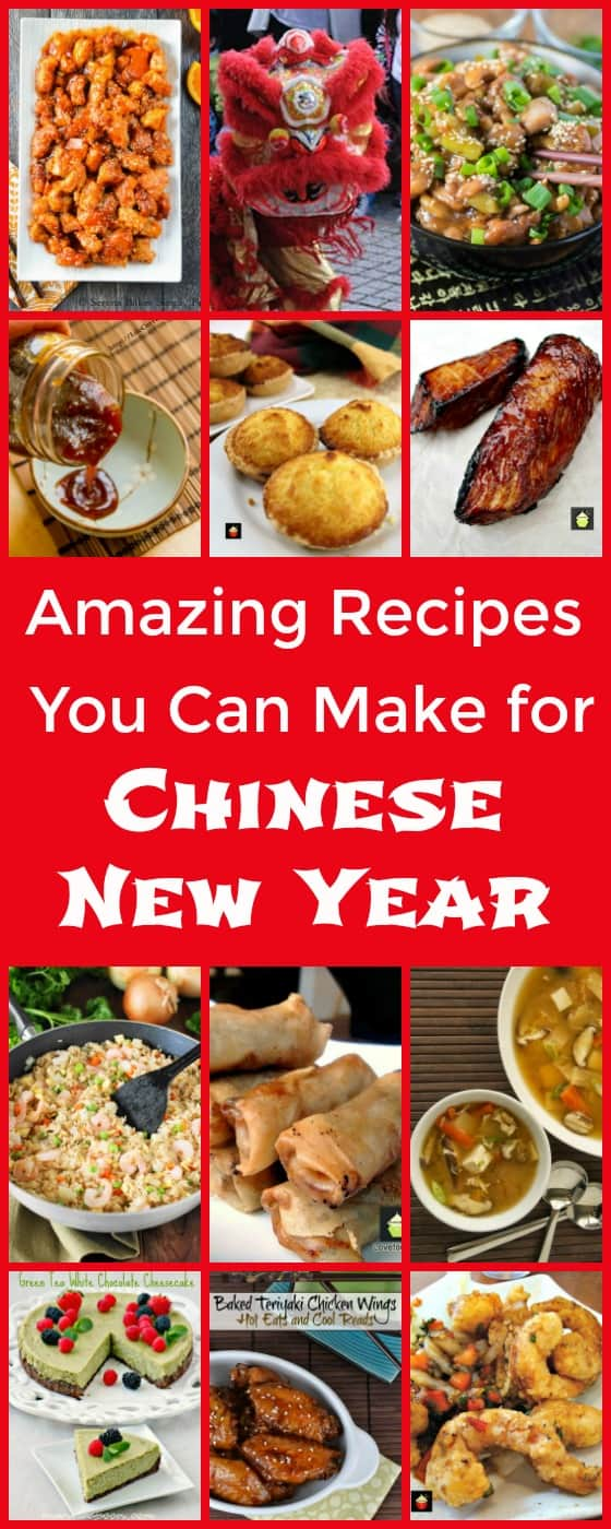 Recipes you can make for chinese new year a great selection of amazing recipes you can make for chinese new year a great selection of appetizers mains and desserts forumfinder Images