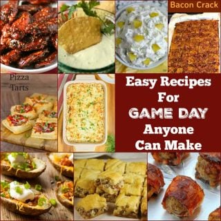 Easy Recipes For Game Day Anyone Can Make