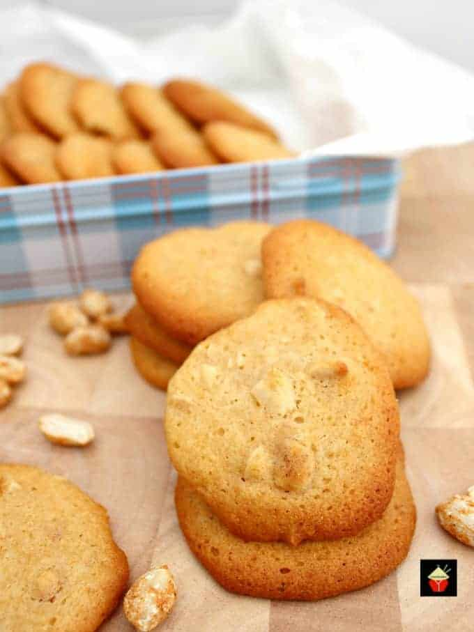 Grandma's War Time Peanut Drop Cookies is an amazing vintage cookie recipe and still extremely popular today! Great for parties and holidays or just simply with a nice cool glass of milk or cup of coffee!