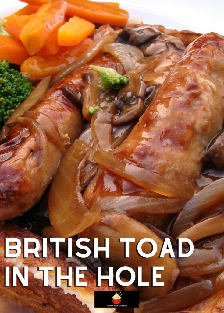 British Toad in the HoleH