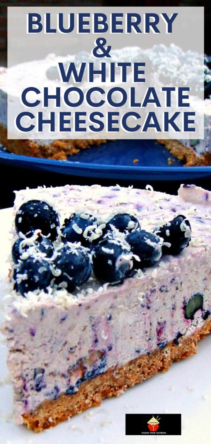 Blueberry and White Chocolate CheesecakeP2
