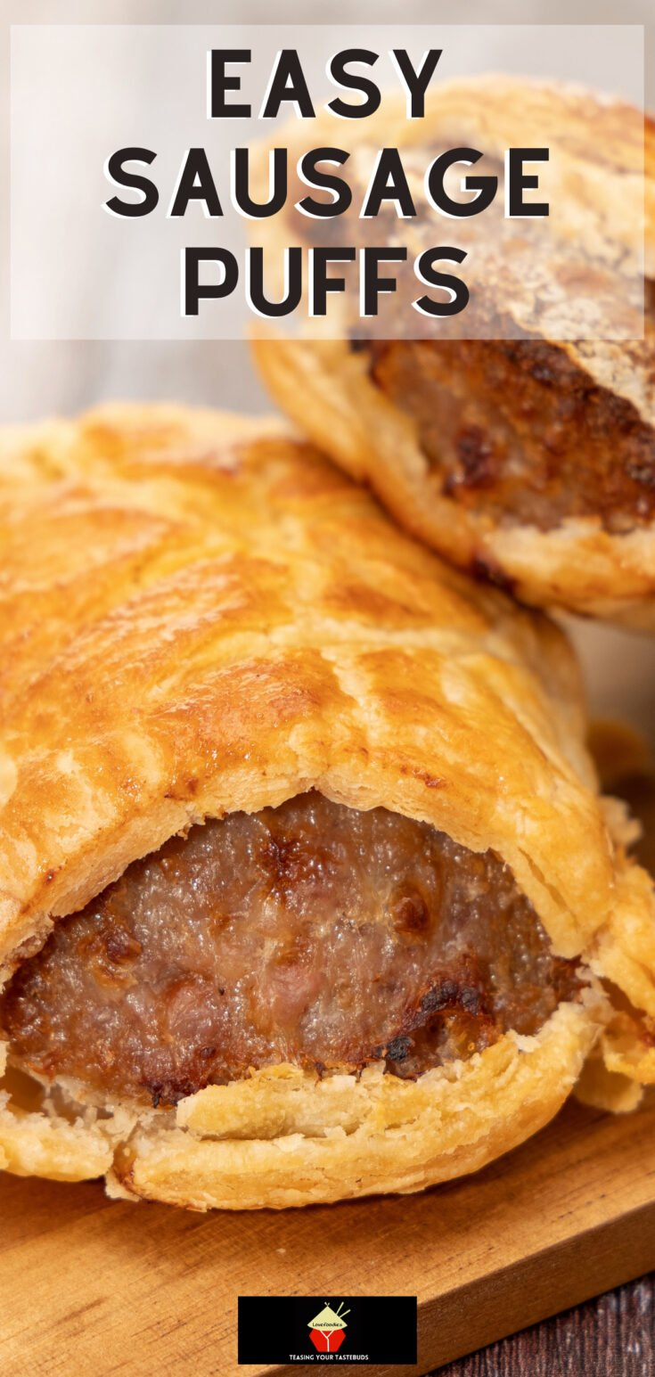 Easy Sausage PuffsP1
