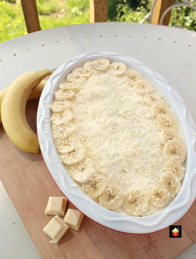 Easy Banana Cream Cake Trifle