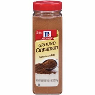 McCormick Ground Cinnamon, 18 oz