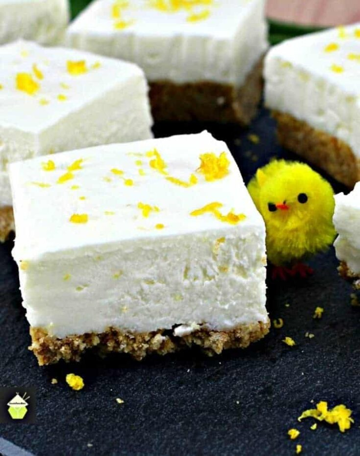 Lemon Cheesecake Squares 5 3