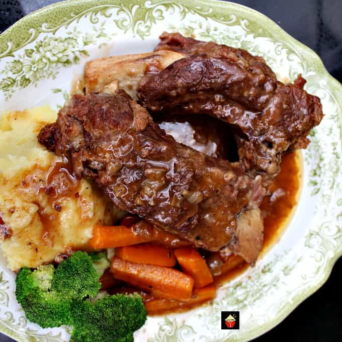 Best Ever Slow Cooker Beef Ribs. Fall off the bone, tender ribs of beef slow cooked in a delicious sauce and simply melts in your mouth. The flavor is amazing!
