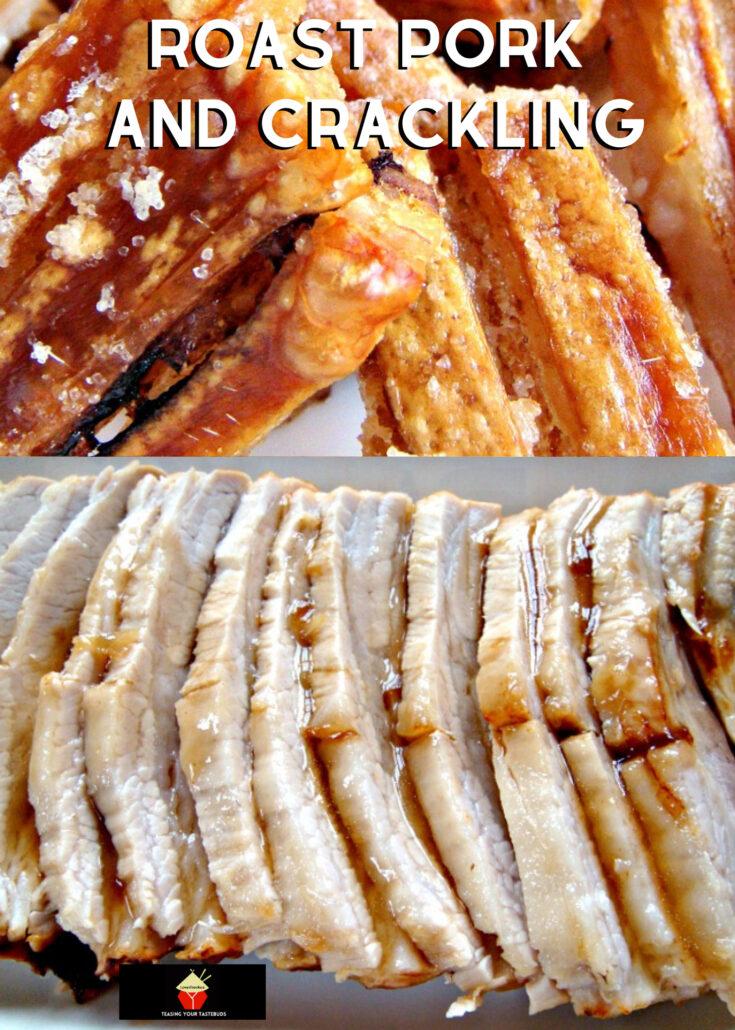 Roast Pork and CracklingH