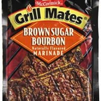 McCormick Grill Mates Brown Sugar Bourbon Marinade, 1.25 oz (Case of 12)