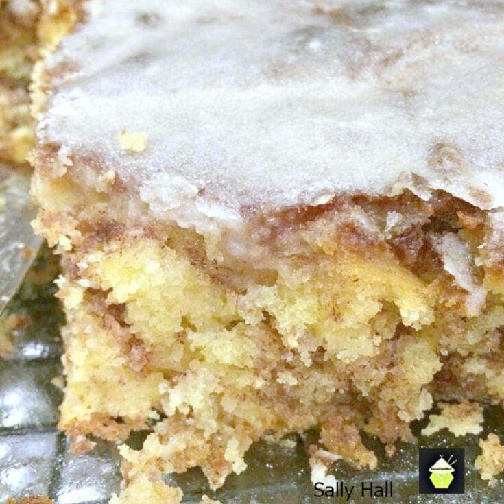 Honey Bun CakeFeatured