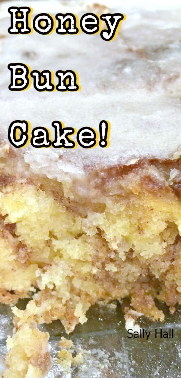 Honey Bun CakeP2