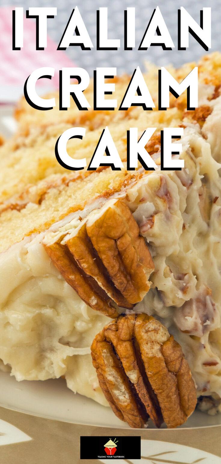 Italian Cream CakeP3