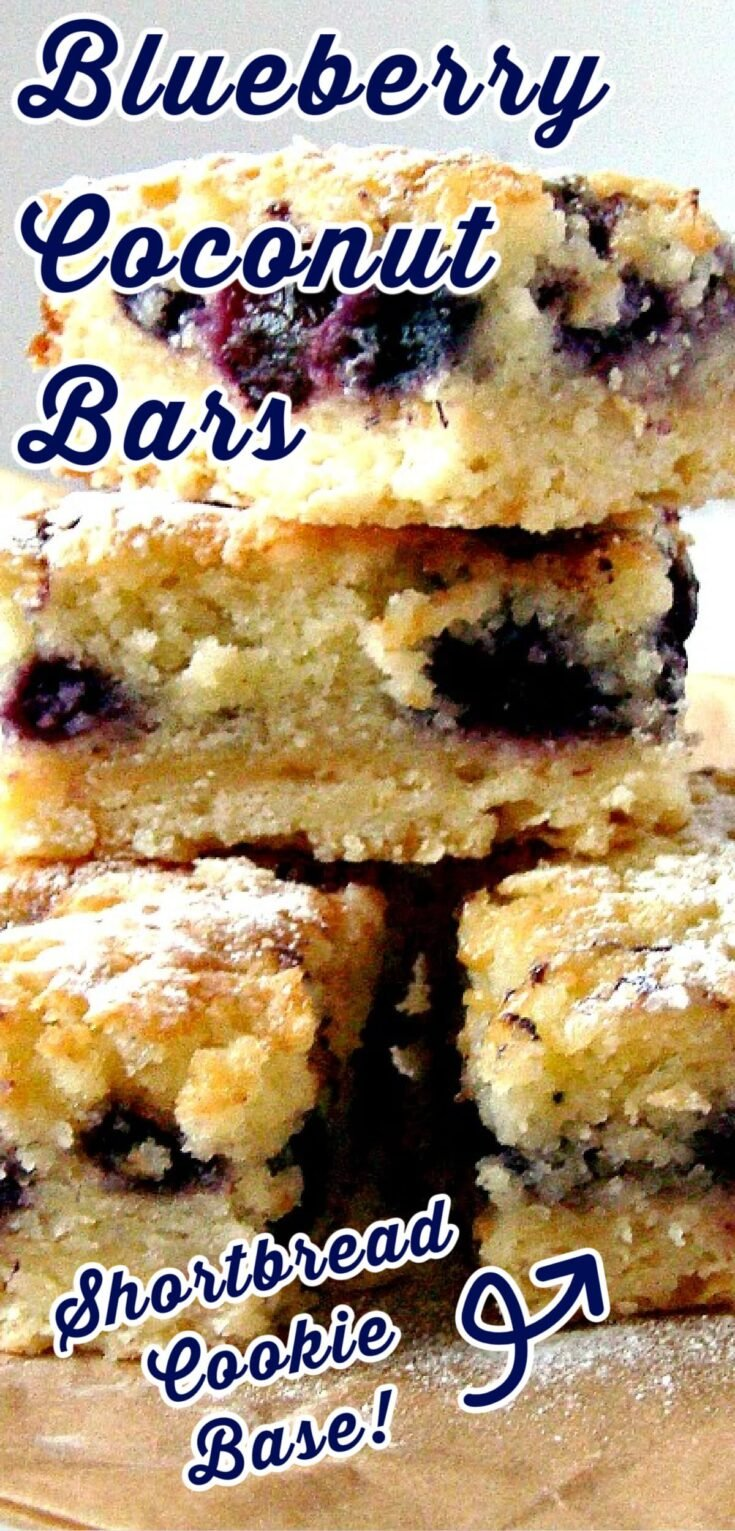Blueberry Coconut BarsP1
