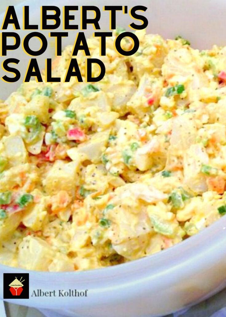 Alberts Potato SaladH