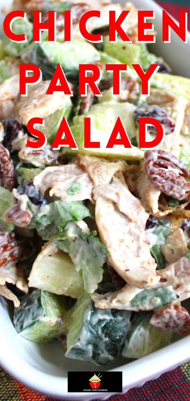 Chicken Party SaladP2