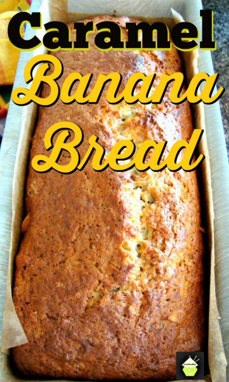 Caramel Banana BreadHero