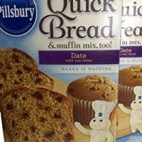 Pillsbury Date Quick Bread 16.6oz 2pks