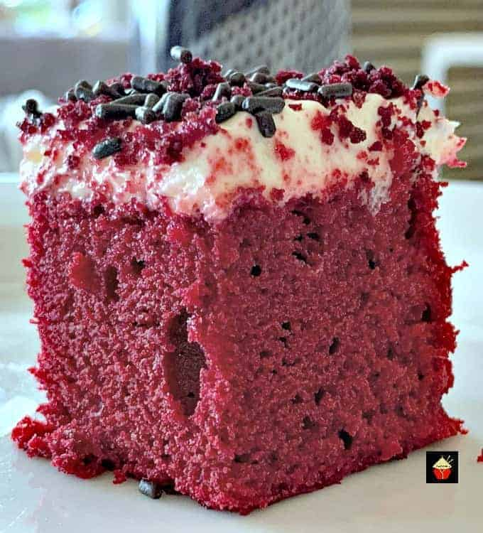 Easy Red Velvet Party Cake1