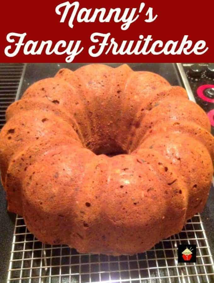 Nannys Fancy Fruitcake3