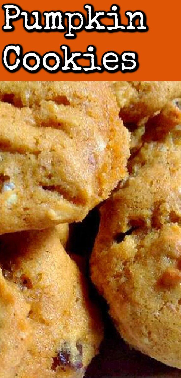 Pumpkin Cookies P2
