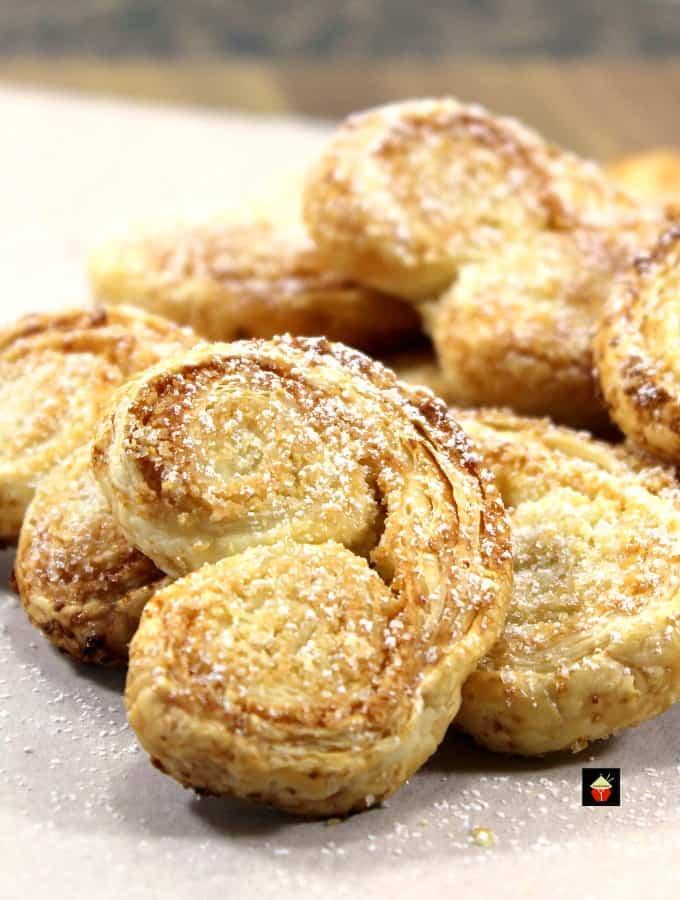 Almond Palmier Cookies26