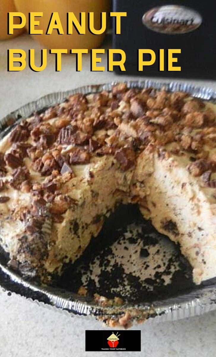 Peanut Butter PieH
