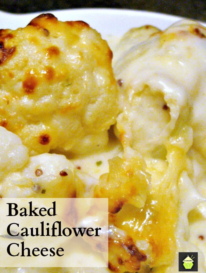 Cauliflower Cheese! Also good if you need to make ahead. Simply put it in the oven when you're ready