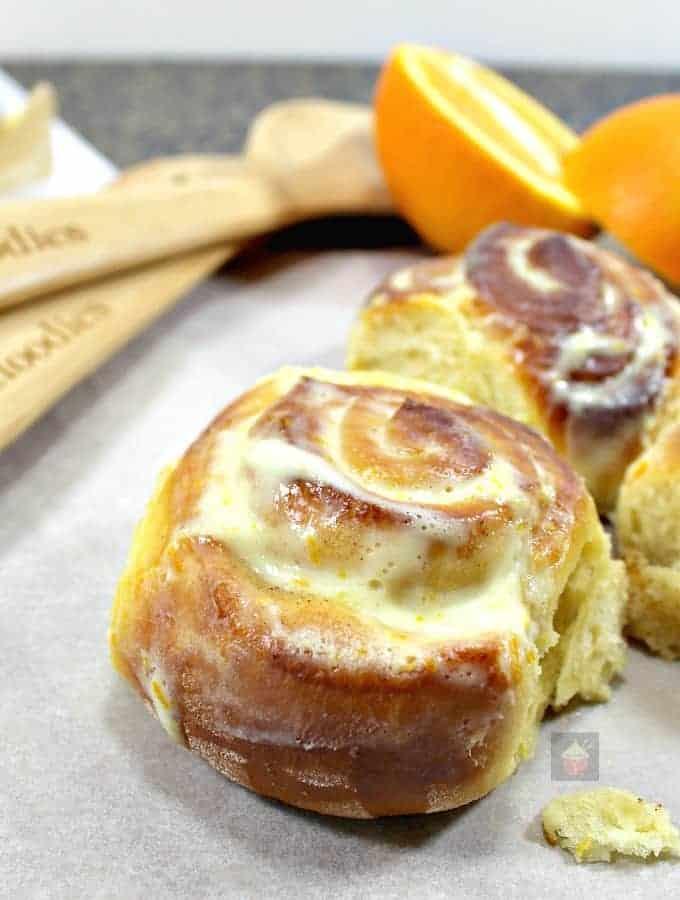 Orange and Cinnamon Swirly Bread28