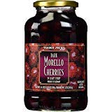 Trader Joe's Dark Morello Cherries In Light Syrup 24.7 oz