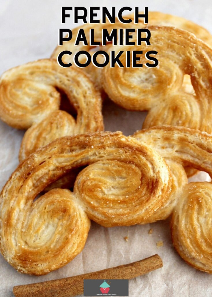 French Palmier CookiesH 1