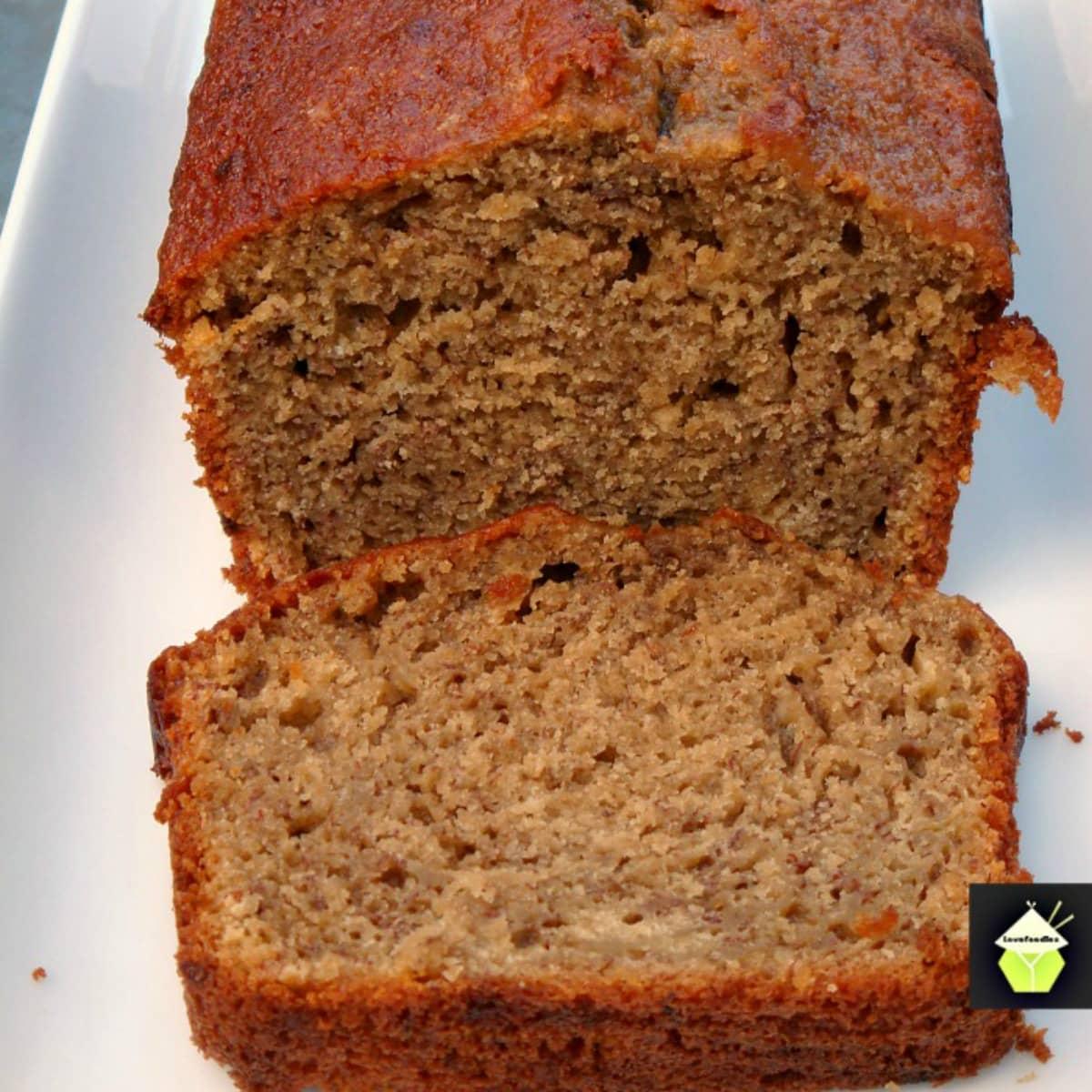 Coffee Loaf CakeF