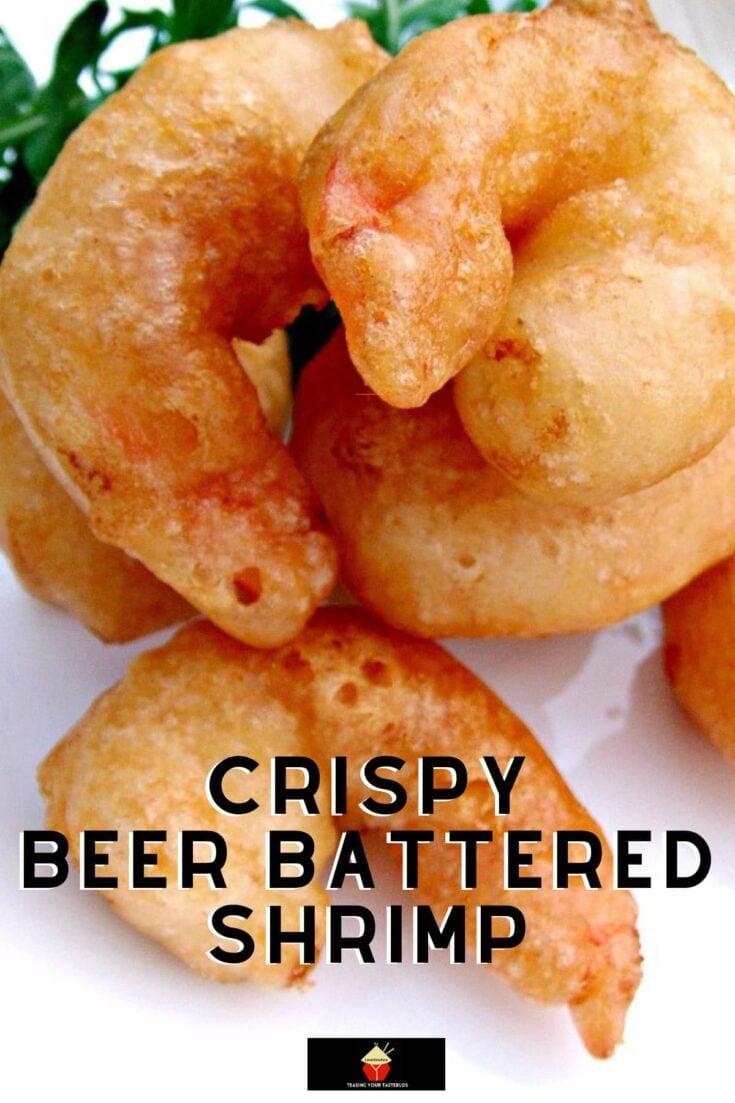 Crispy Beer Battered ShrimpH1