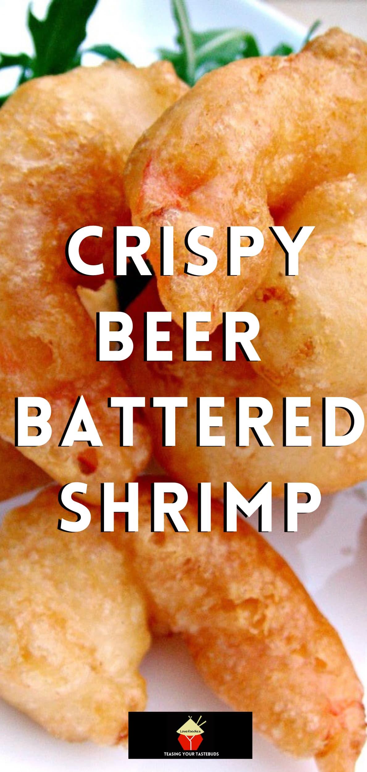Crispy Beer Battered ShrimpP1