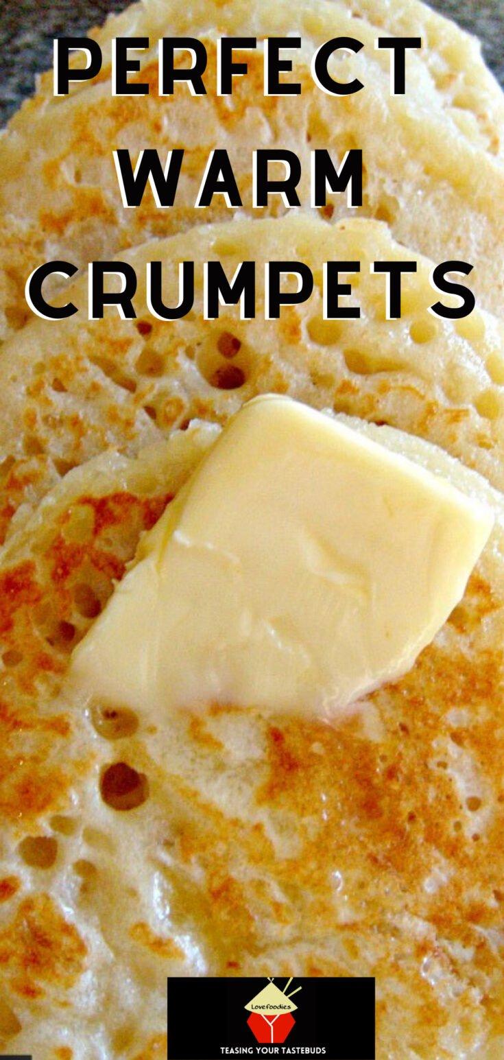 Perfect Warm CrumpetsP1