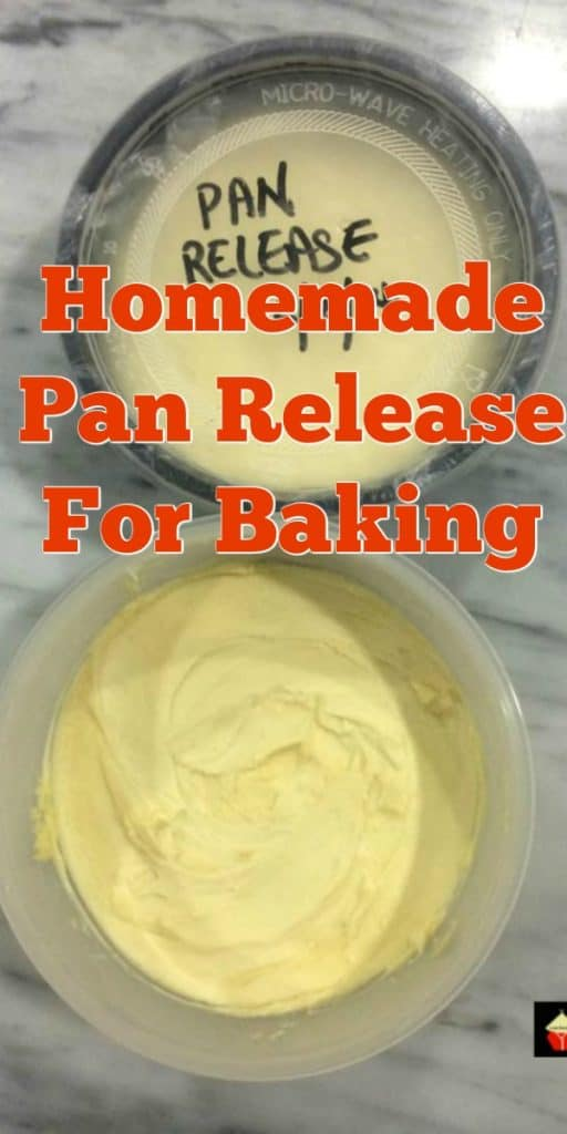 How To Make Home-made Pan release, easy solution to avoid broken cakes, and release them cleanly from your pan.