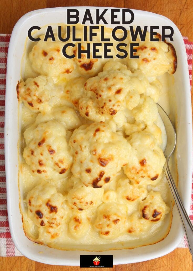Cauliflower Cheese H