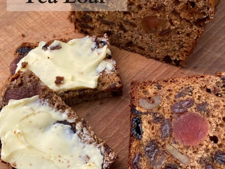 Traditional English Tea Loaf Lovefoodies