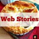 A selection of recipe web stories from Lovefoodies