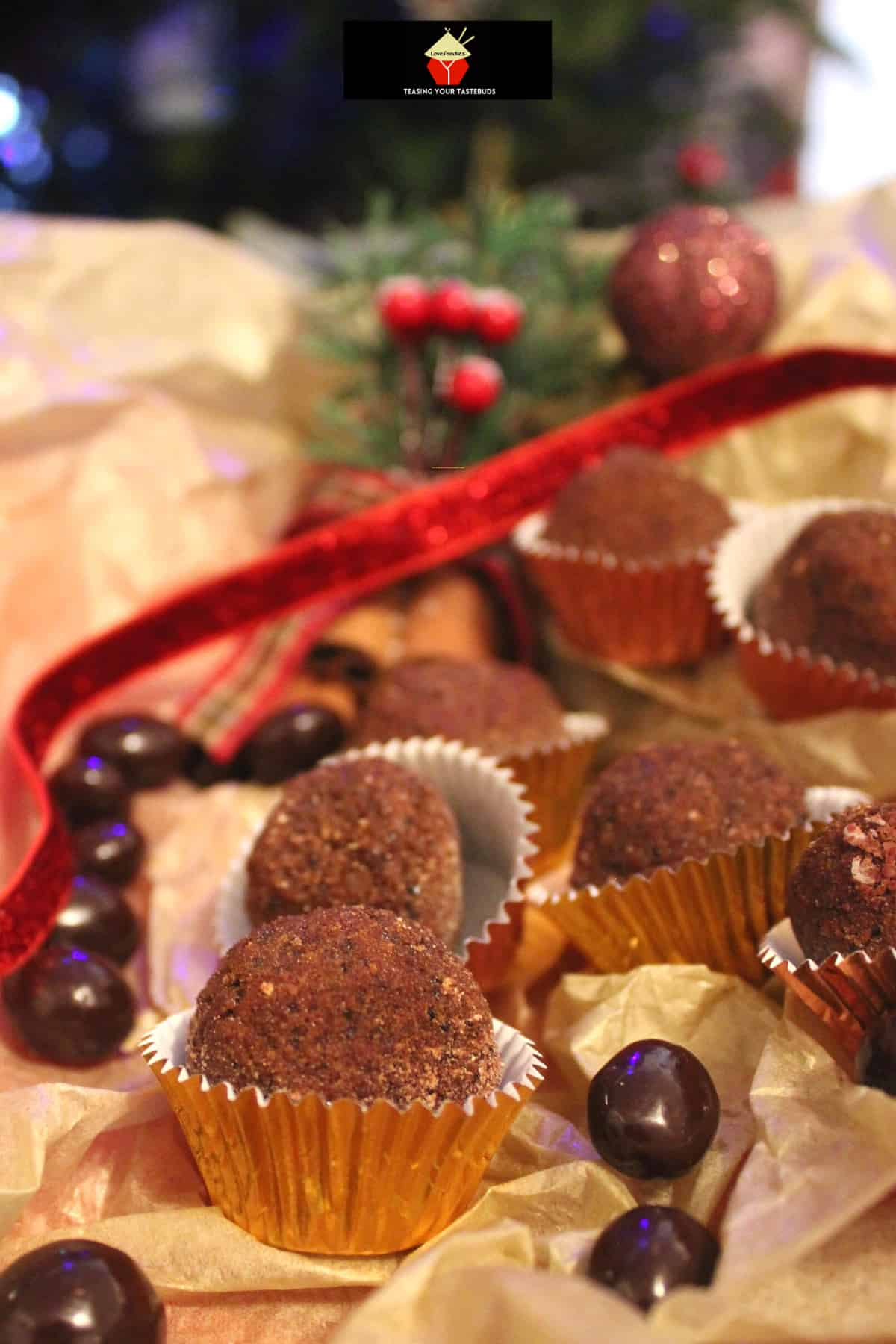 Cappuccino Chocolate Truffles Creamy, rich chocolate and coffee-flavored homemade truffles are easy to make and perfect for gifts.