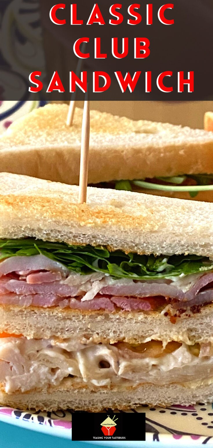 Classic Club SandwichP1