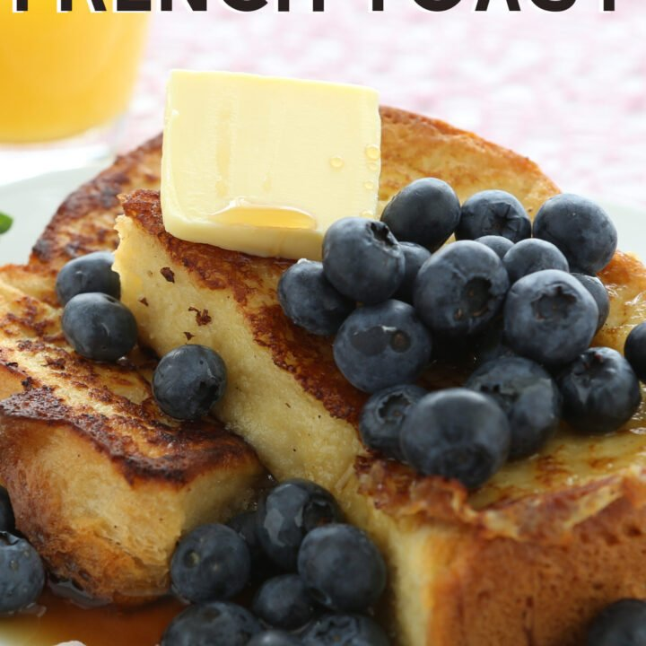 French Toast, A.K.A 'Eggy Bread