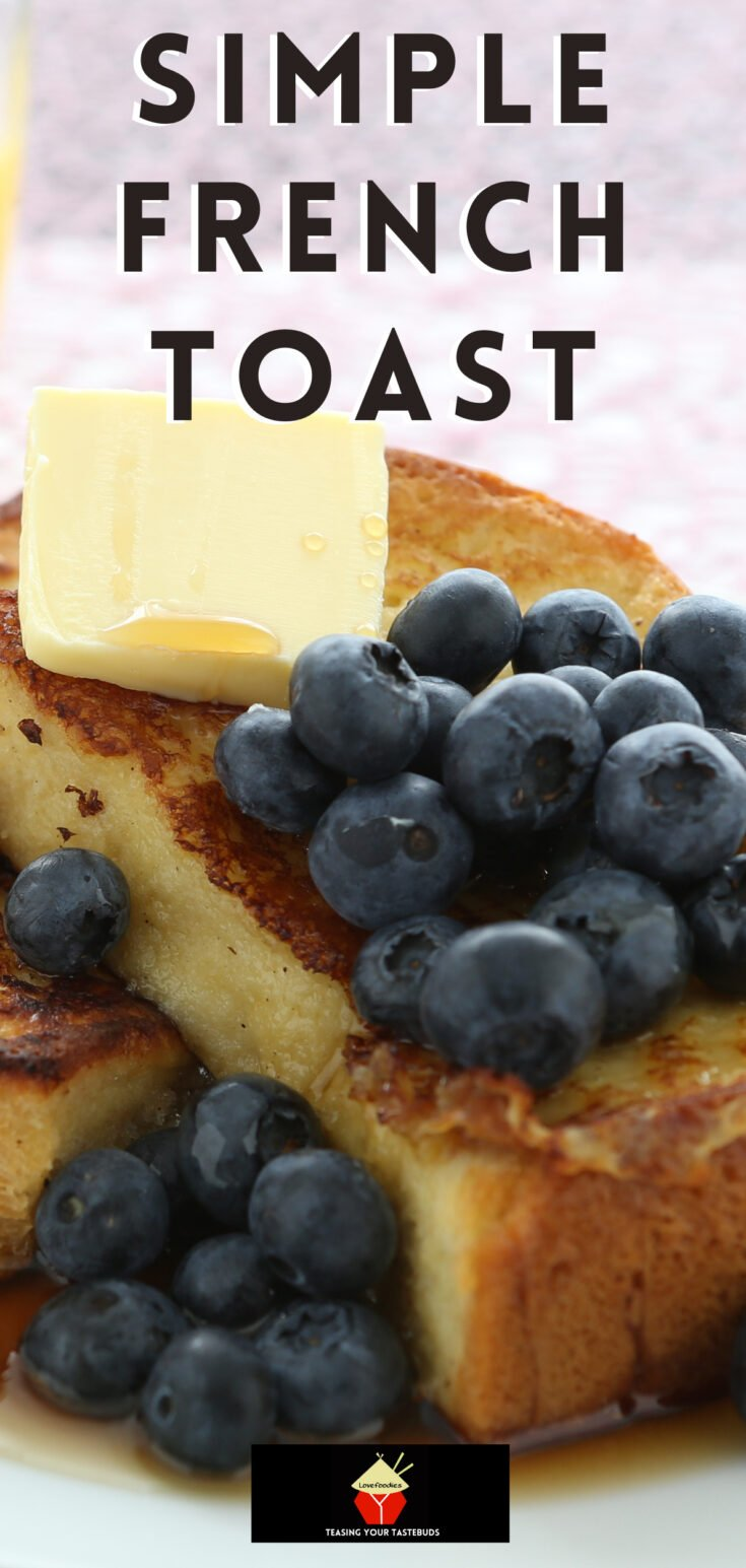 Simple French ToastP2