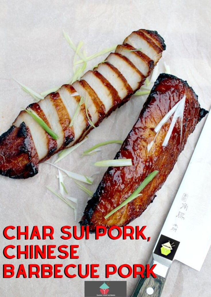 Char Sui Pork Chinese Barbecue PorkH