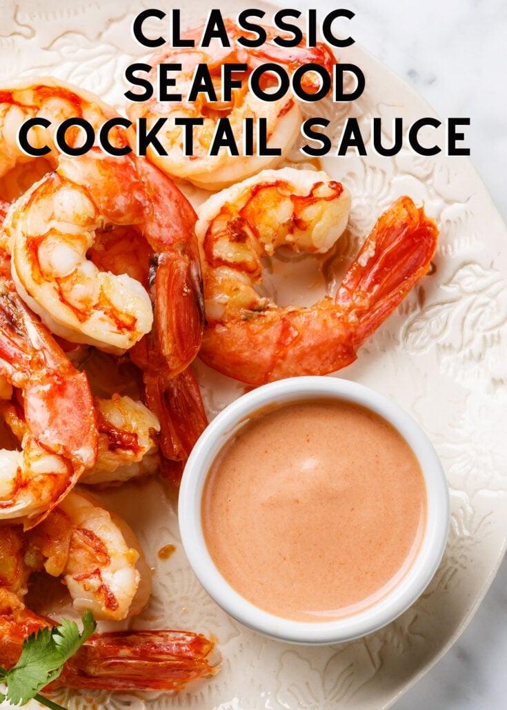 Classic Seafood Cocktail SauceH