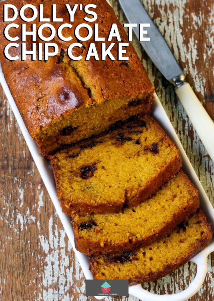 Dollys Chocolate Chip CakeH